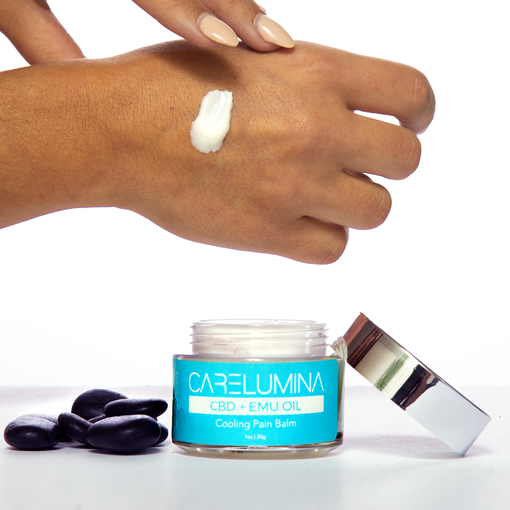CBD + EMU OIL PAIN BALM