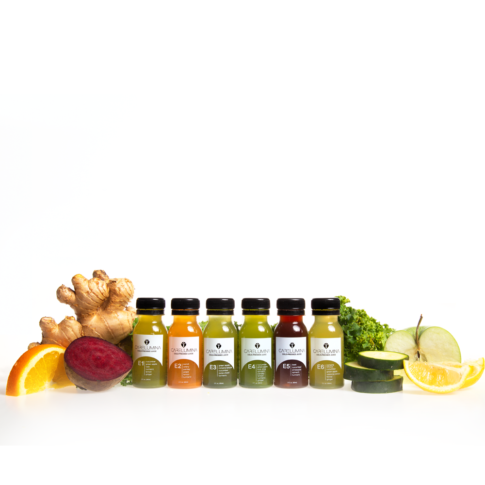 COLD-PRESSED JUICE REGIMEN