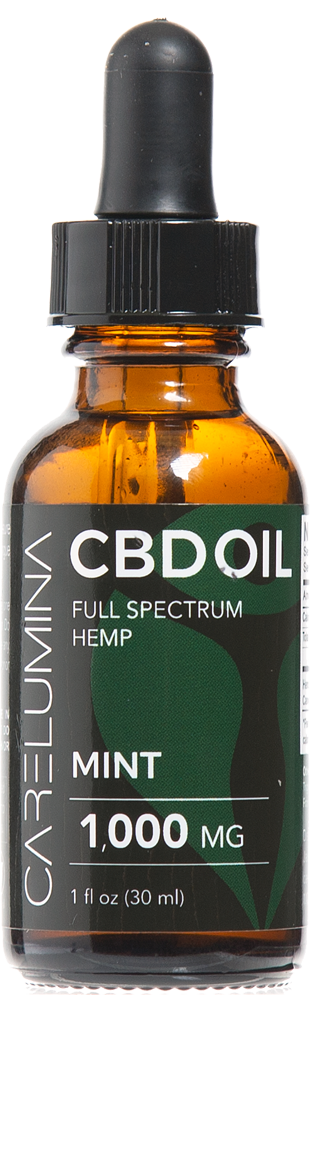 CBD OIL - New Mint Flavor