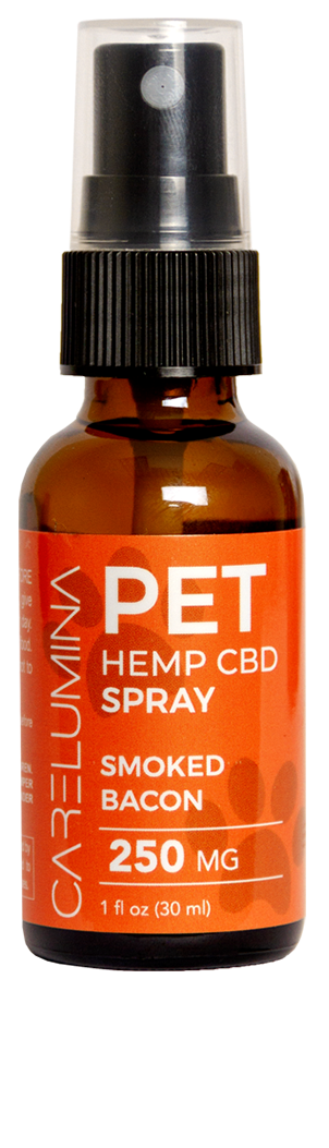 PET HEMP CBD SPRAY